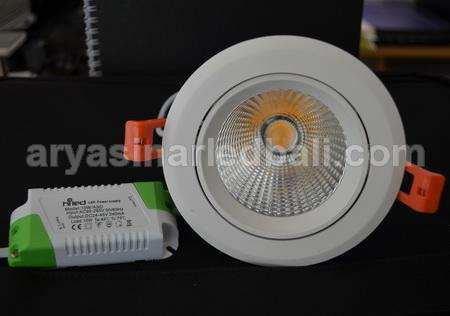 LED - COB Downlight - 12 Watt