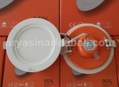 LED  - Vinder- Slim Panel Downlight 6 Watt