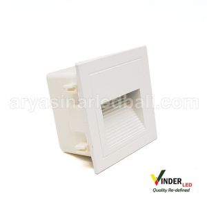 Vinder Wall Light 3 Watt Indoor Outdoor
